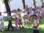 1 czerwca - Dzień Dziecka wPrzedszkolu wGąsocinie